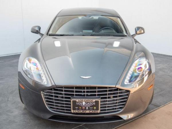 Aston Martin Rapide S For Sale In Los Gatos CA - Los gatos aston martin